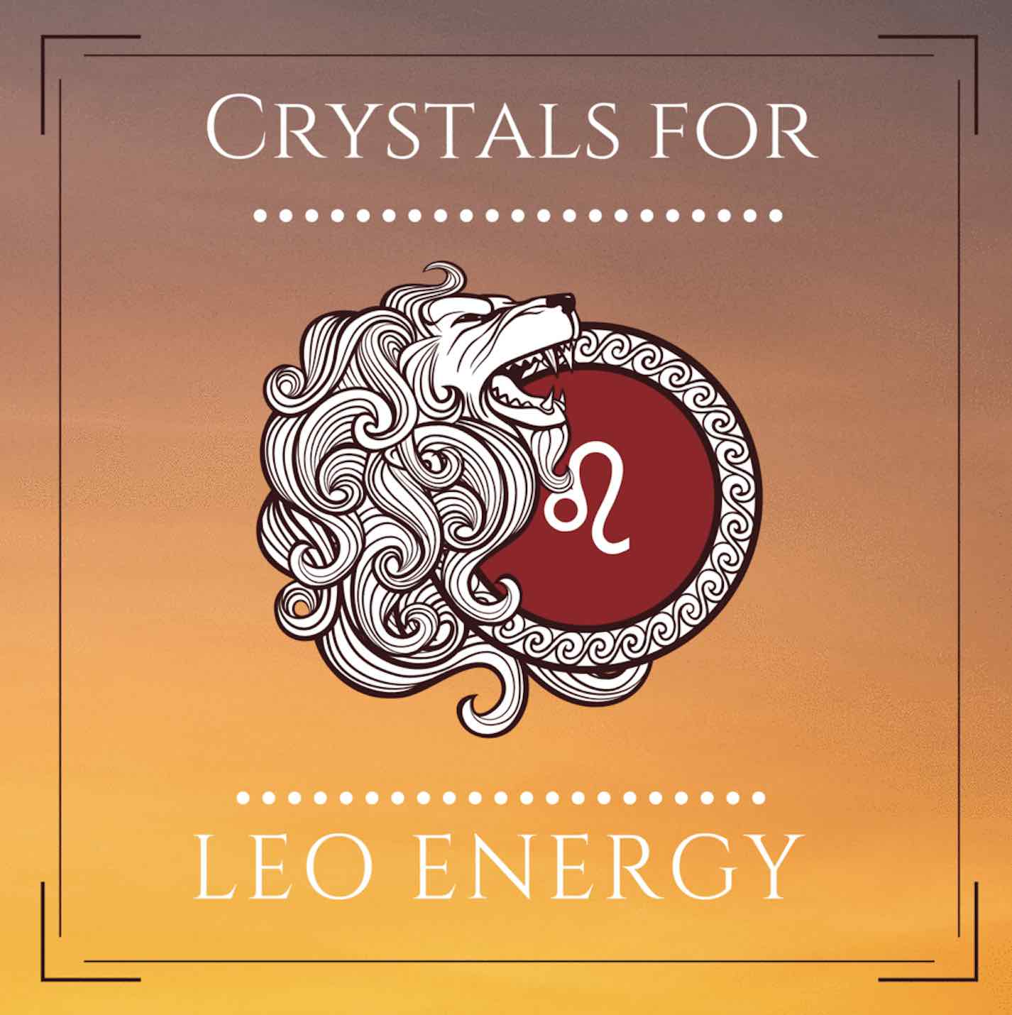 crystal for leo energy