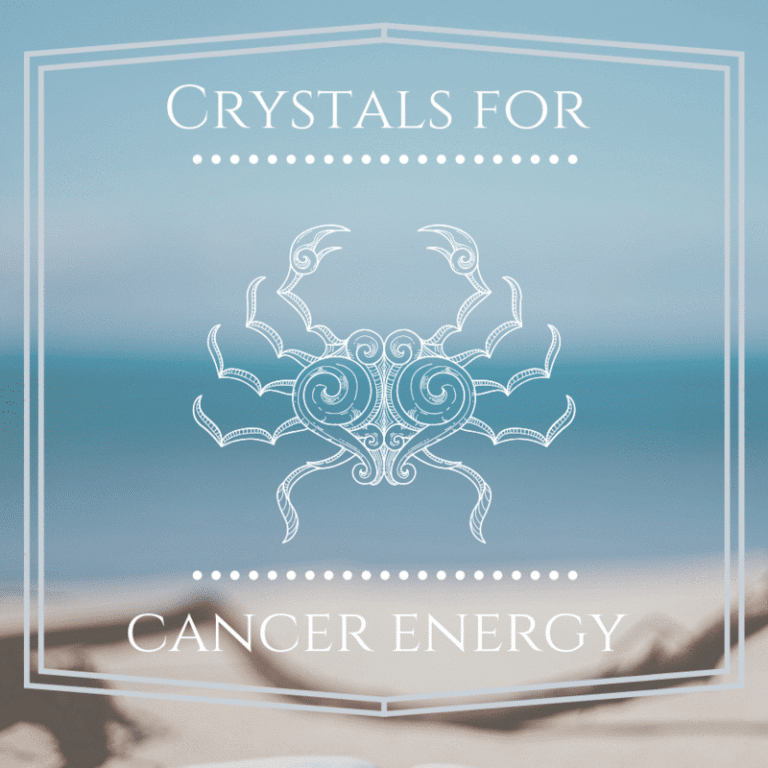 crystals for cancers