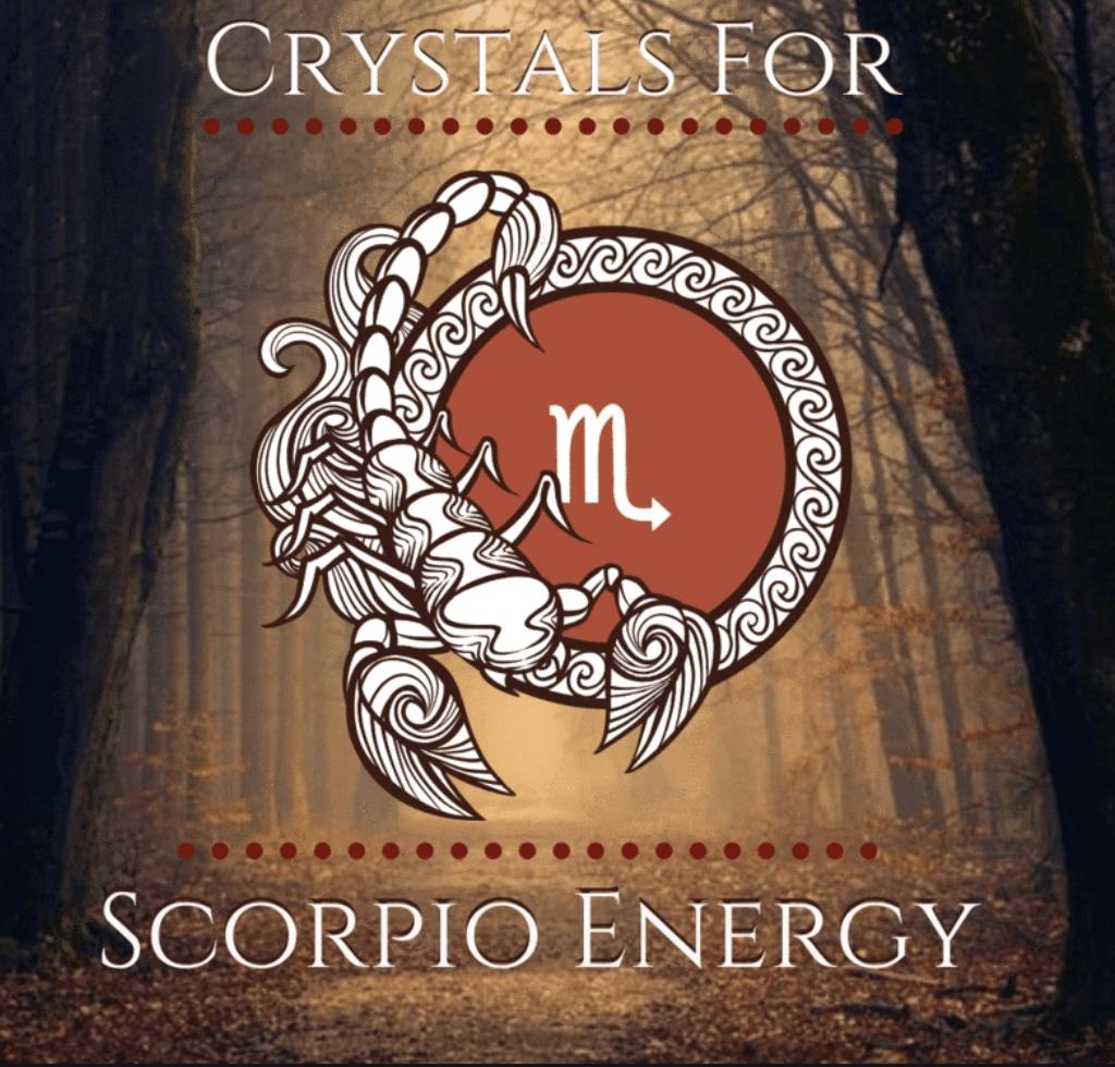 crystals for scorpio